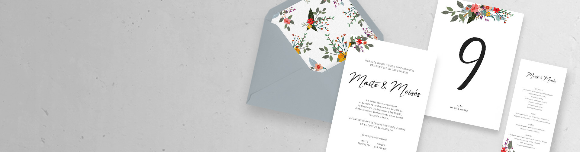Paper Stories | Invitaciones de boda online